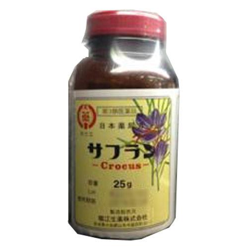 【第3類医薬品】堀江生薬~日本産~サフラン(さふらん) 25g(生)(画像と商品はパッケージが異なります) (商品到着まで10~14日間程度かかります)(この商品は注文後のキャンセルができません)