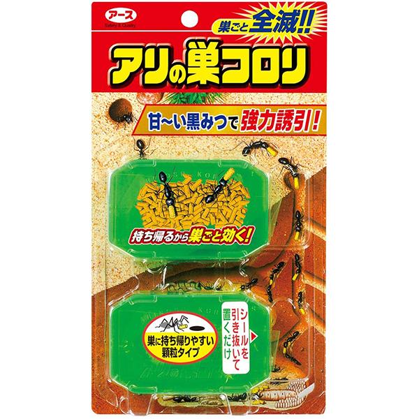 【ポイント13倍相当】アース製薬株式会社アリの巣コロリ 120個入(2個入×60セット)(日用雑貨・殺虫用)