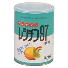 【ポイント13倍相当】オリヒロ株式会社フレッシュレシチン97 250g×5個セット