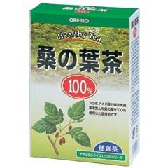 【ポイント13倍相当】オリヒロ株式会社NLティー100%桑の葉茶 2g×25包×40箱セット