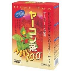 【ポイント13倍相当】オリヒロ株式会社ヤーコン100 3g×30包×10個セット