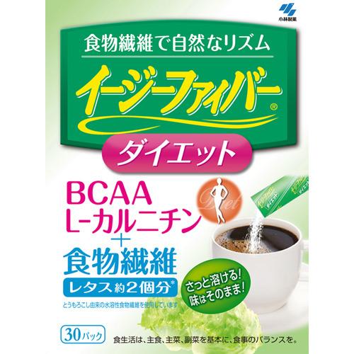 【ポイント13倍相当】小林製薬株式会社イージーファイバー ダイエット 30パック×6個セット