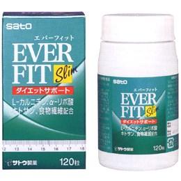 【ポイント13倍相当】佐藤製薬エバーフィット 120粒×8個セット