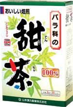 【ポイント13倍相当】山本漢方の甜茶3g×20包×10個