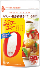 【ポイント13倍相当】【おまけ付き】カロリーゼロのダイエット甘味料。ダイエット、カロリーコントロールに。浅田飴シュガーカットゼロ顆粒 200g×12個セット(旧商品名 エリスリム)