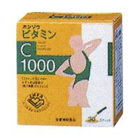 【ポイント13倍相当】【発T】本草製薬ビタミンC1000 2g×30包×10個セット【お届けまでに4-5日程度かかります】