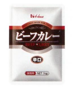 【ポイント13倍相当】ハウス食品株式会社ビーフカレー(辛口) 1kg×6入×2(発送までに7~10日かかります・ご注文後のキャンセルは出来ません)
