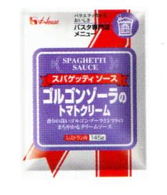 【ポイント13倍相当】ハウス食品株式会社スパゲッティソースゴルゴンゾーラのトマトクリーム 145g×10入×3(発送までに7~10日かかります・ご注文後のキャンセルは出来ません)
