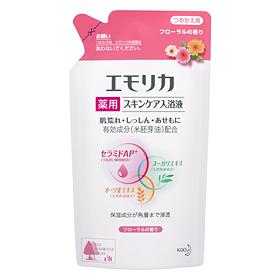 【ポイント13倍相当】花王 エモリカ フローラルの香り詰め替え用 360ml×16個セット【ご注文後のキャンセルは出来ません】