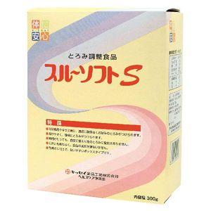 【ポイント13倍相当】キッセイ薬品工業株式会社 スルーソフトS 300g×12個【商品到着までに5日前後かかる場合がございます・この商品は御注文後のキャンセルができません】