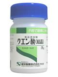 【ポイント13倍相当】紫蘇ジュース(しそジュース)作りなどに健栄製薬クエン酸 25g×40個