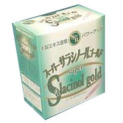 【ポイント13倍相当】株式会社ジャパンヘルススーパーサラシノールゴールド 2g×90包×3個セット
