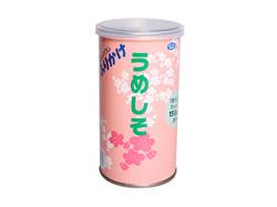 【ポイント13倍相当】ヘルシーフード株式会社カルシウムふりかけ うめしそ 缶タイプ 120g 12缶(発送までに7~10日かかります・ご注文後のキャンセルは出来ません)