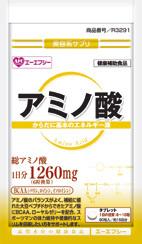 【ポイント13倍相当】株式会社 エーエフシーエーエフシー アミノ酸 90粒入×12個セット