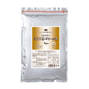 【ポイント13倍相当】ヘルシーフード株式会社イオンサポート ほうじ茶ゼリーの素 徳用 1kg 6袋(発送までに7~10日かかります・ご注文後のキャンセルは出来ません)