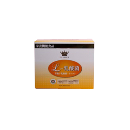 【ポイント13倍相当】エステル『L-乳酸菌 1.5g×60包』(ご注文後のキャンセルは出来ません)