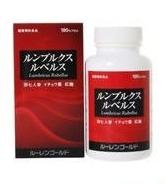 【ポイント13倍相当】富山薬品株式会社『ルーレンゴールド 180カプセル』