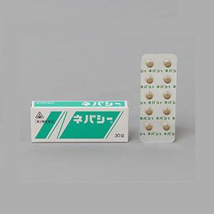 【第2類医薬品】【8月28日までポイント5倍】剤盛堂薬品 ホノミ漢方『ネバシー 30錠』×10(抗ヒスタミン薬主薬製剤)
