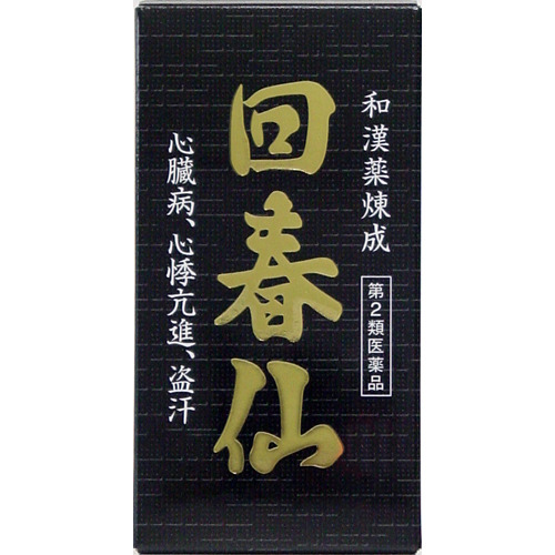 【第2類医薬品】【ポイント13倍相当】昭和科学工業株式会社回春仙 95粒