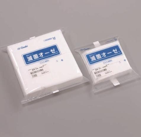【本日ポイント5倍相当】オオサキメディカル株式会社綿状パッド『滅菌オーゼ(R)TS TS6号-1・14cm×15cm(脱脂綿2層)1枚入(50袋)』【一般医療機器】(発送までに7~10日かかります・ご注文後のキャンセルは出来ません)