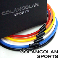 【本日ポイント5倍相当】トーメイエージェンシー株式会社COLANCOLAN(コランコラン)SPORTS ネックレス黒S
