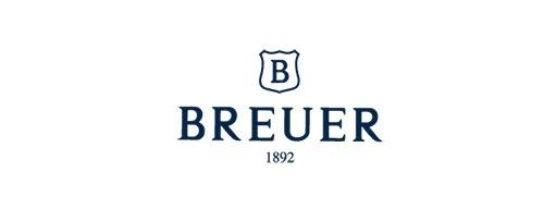 〈BREUER ブリューワー〉 リネン100% 大判 ストール チェック グリーン イタリア製 MADE IN ITALY
