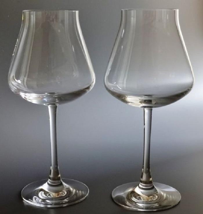 バカラBaccaratグラス シャトーバカラ ボルドー ワイングラス ペア