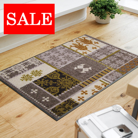 Traditional Lights 50x75cm gray washable door mat sale 50% off Outdoor Indoor indoor flat-screen door mat modern Nordic fashion wash door mat washable entrance mats floor mats wash+dry (wash and dry)