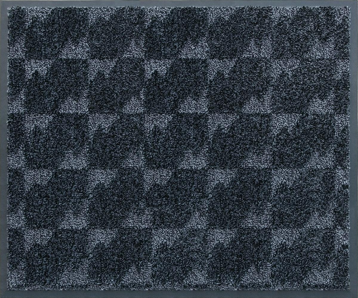 抗菌マット (90 × 120 cm) | 室内・屋内・屋外兼用 家庭用・業務用・抗菌玄関マット エントランスマット トイレマット 滑り止め 日本製 クリーンテックス製