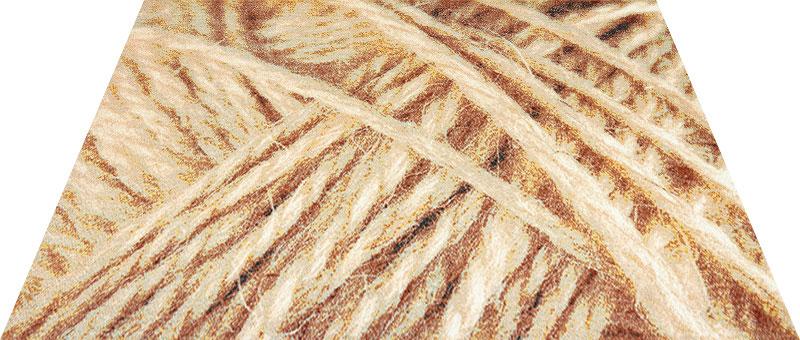 Office & Decor Natural Wool _ナチュラルウール 90 x 120 cm玄関マット 屋内 室内 自然 Office&Decor オフィスマット ナチュラル エレガント 70種類 日本製 洗える 質感 毛糸 ウール