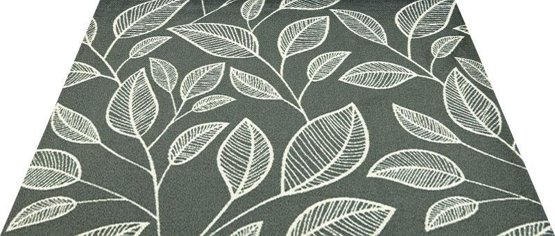 Office & Decor Vorfruhling_フォーフリューリンク゛ 90 x 120 cm玄関マット 屋内 室内 自然 Office&Decor オフィスマット ナチュラル エレガント 70種類 日本製 洗える グリーン 緑 リーフ