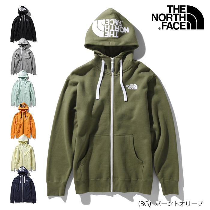 ノースフェイス THE NORTH FACE NT11930 リアビューフルジップフーディ REARVIEW FULZIP HD