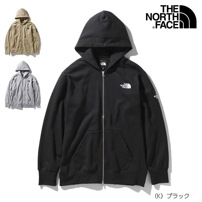 ノースフェイス(THE NORTH FACE) スクエアロゴフルジップ(メンズ) NT12037