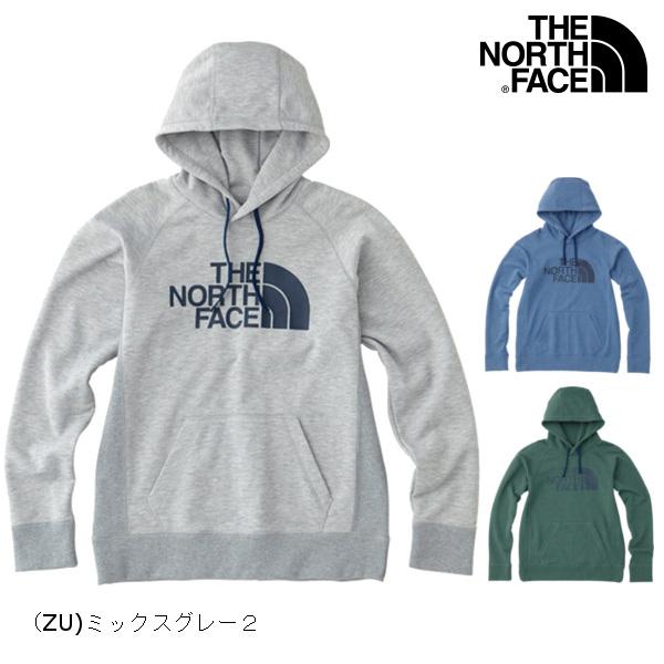 ノースフェイス THE NORTH FACE NT61795 カラーヘザードスウェットフーディー Color Heathered Sweat Hoodie
