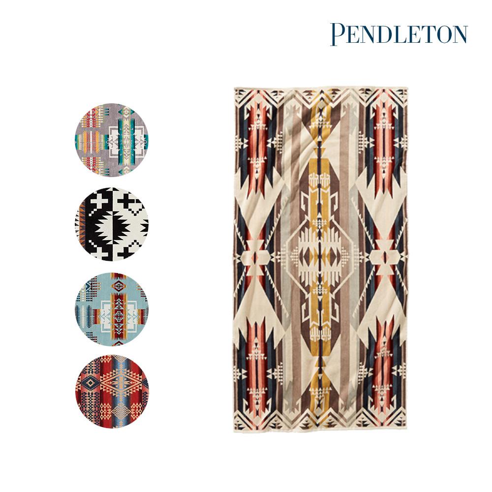 本物◆ ペンドルトン PENDLETON XB218 アイコニックジャガードバスタオル メーカー直売