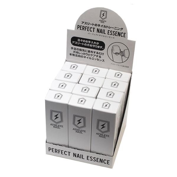 ATHLETE NAIL パーフェクトネイルエッセンス 12本セット 野球 サッカー バスケット スポーツ選手 爪 爪ケア 99780