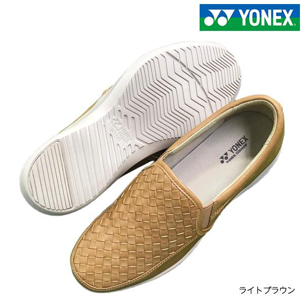 ヨネックス(YONEX) ウォーキングシューズ パワークッションMC80 SHWMC80|ライトブラウン 25.5cm