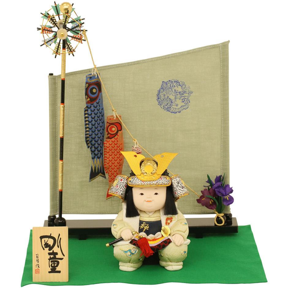最前線の 五月人形 翔 木目込み 木目込み 五月人形 創作人形, アステック:e5036daa --- saizenhc.com