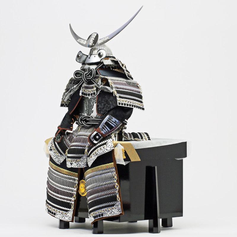 皇宸作作-上杉謙信鎧飾り10号