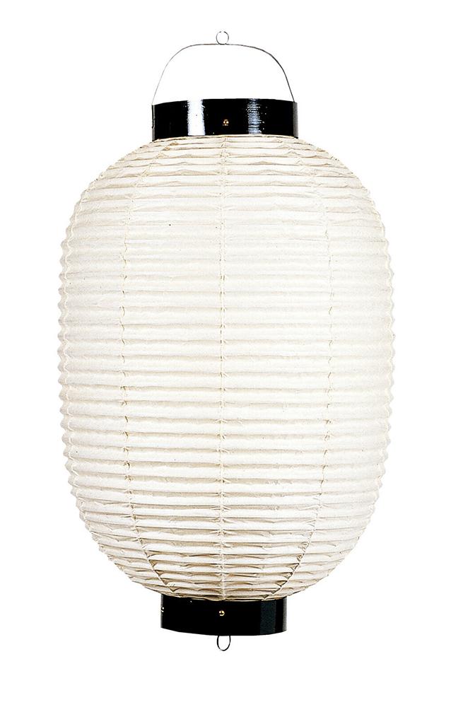 盆提灯 祭礼提灯 高張 二尺五寸長 紙張 無地 割竹ひご 盆提灯 モダン 盆提灯 コンパクト 盆提灯 ミニ