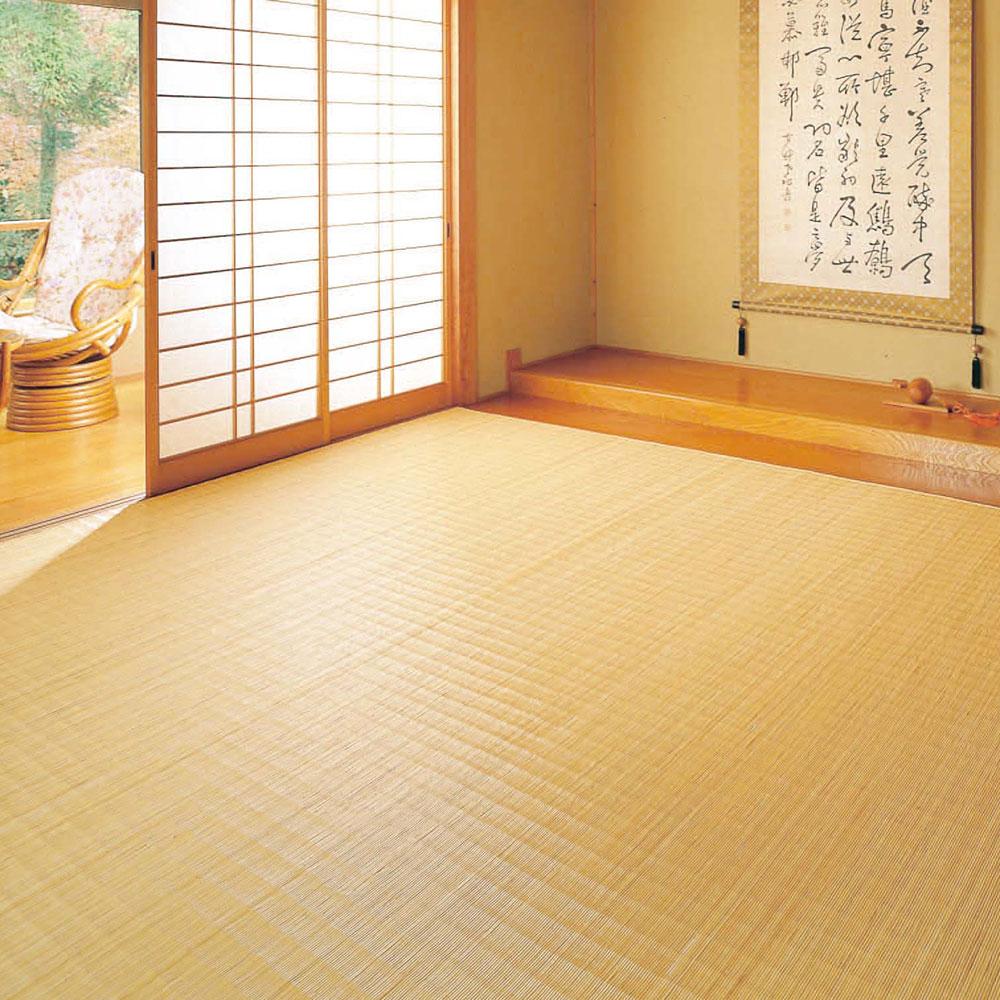 籐ラグ 140x200cm 【カーペット・マット】