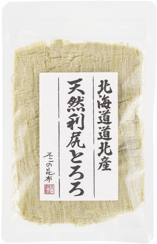超特価 なめらかな食感でお吸い物やうどんにぴったり 北海道道北産 定価 天然利尻とろろ 25g