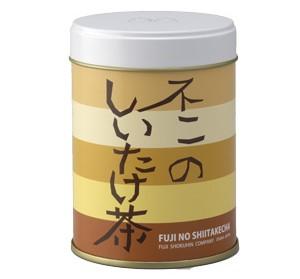 椎茸茶はお吸い物や中華料理の隠し味に最適 不二のしいたけ茶40g缶 爆売り 期間限定特価品