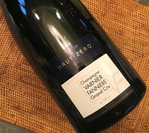 ヴァルニエ・ファニエール グラン・クリュ・アヴィズ・ブラン・ド・ブラン・ブリュット・ゼロ1500ml Varner Fanniere Grand Cru Avize Blanc de Blancs Brut Zero No.106357