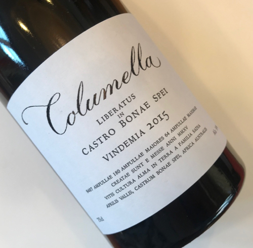 ザ・サディ・ファミリーワインズ コルメラ2013 The Sadie Family Wines Columella No.103315