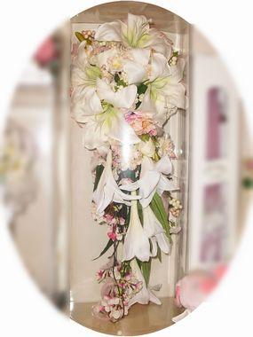 オーダーブーケ¥25000/プレゼント、ウェディング、オリジナル、花束、結婚式、結婚祝い、花、造花、ギフト、送料無料、オリジナル