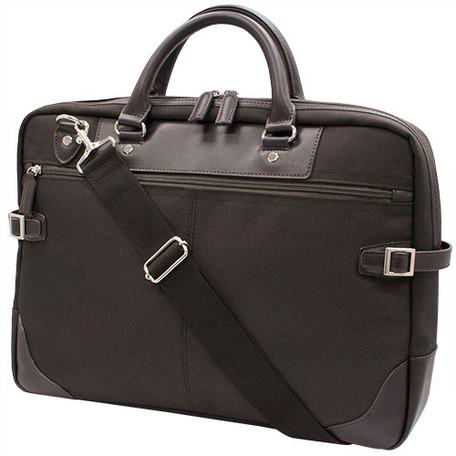 人気ビジネスバッグ メンズ ブリーフケース 軽量 ビジネスバッグ ブランド ナイロン ショルダーバッグ ショルダーベルト付 2WAY 安心保障 ブラック 黒 茶 正規品 初売り かばん 鞄 ブラウン G-1004 カバン 驚きの価格が実現