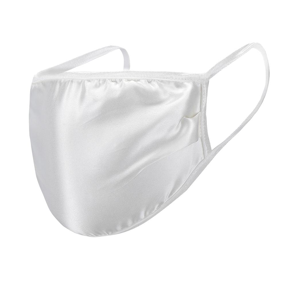 シルクマスク入荷しました。  マスク シルク サテン おしゃれ 涼しい 送料無料  アトピー 洗える 敏感肌 シルク100% おすすめ 小さめ お試し