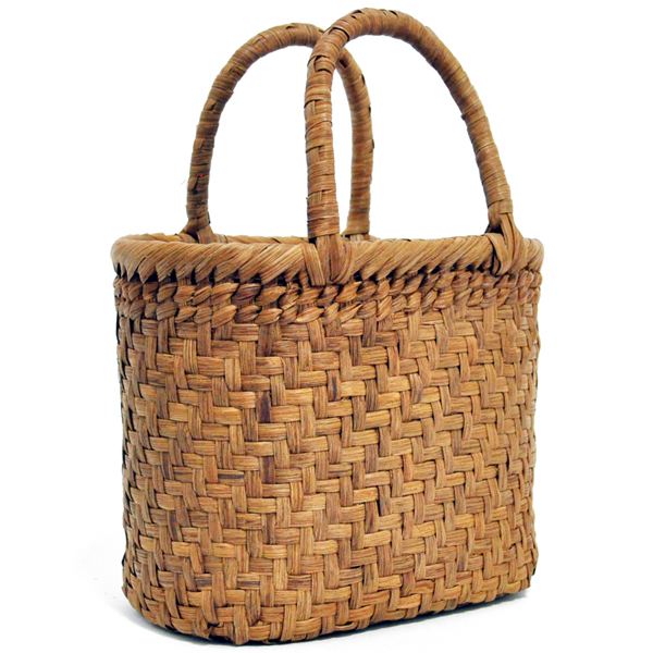 バッグ かごバック 浴衣 山葡萄かごバッグ 手作り 職人 可愛い シンプル 丈夫 【送料無料】wild grapevine bag 91446
