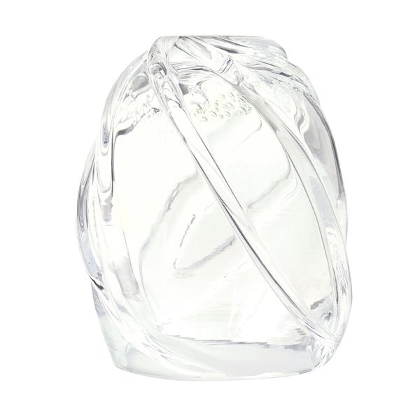 吹きガラス インテリア ドーム キャンドルカバー キャンドル ろうそく ロウソク ライト 日本製 LEDキャンドルドーム【送料無料】Dome-glass H150 スプラッシュ